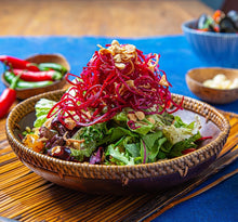 Load image into Gallery viewer, Vegan Feast / Sunda offers vegan dishes that are delicious, flavorful and shareable.