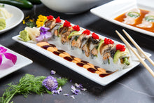 Load image into Gallery viewer, Sake & Sushi Tasting Experience / Take a culinary journey with a specially curated tasting menu & some of our favorite sake!