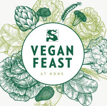 Load image into Gallery viewer, GIFT CARD: Vegan Feast for TWO person (choose your location)