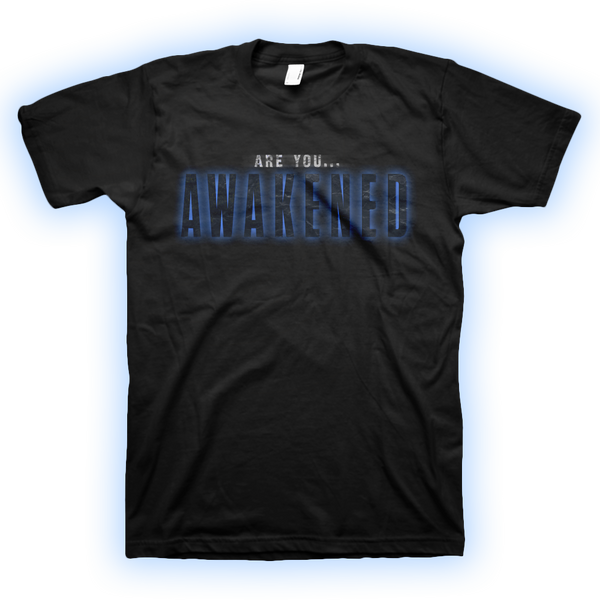 Official Awakened Novel Are You? T-Shirt