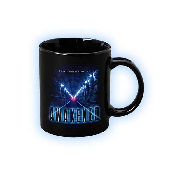 Official Awakened Novel Cover Mug