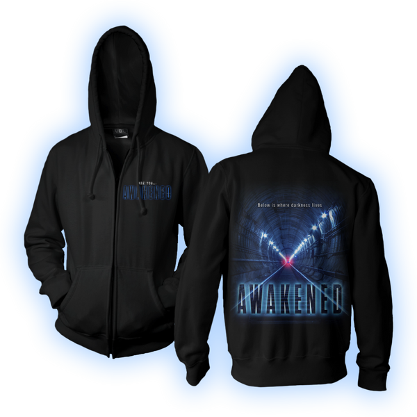 Official Awakened Novel Zip Hoodie