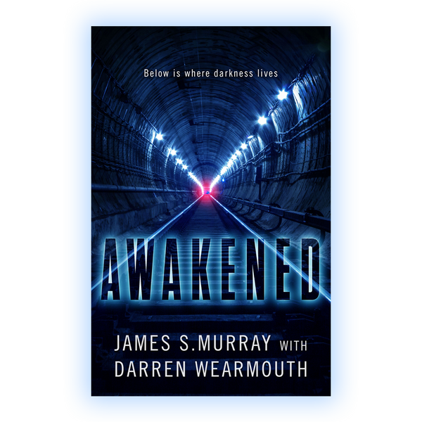 Official Awakened Novel Cover Poster
