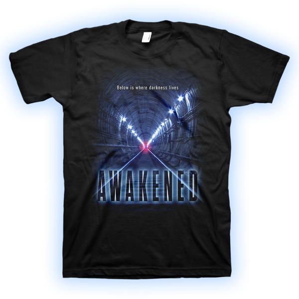 Official Awakened Novel Cover T-Shirt