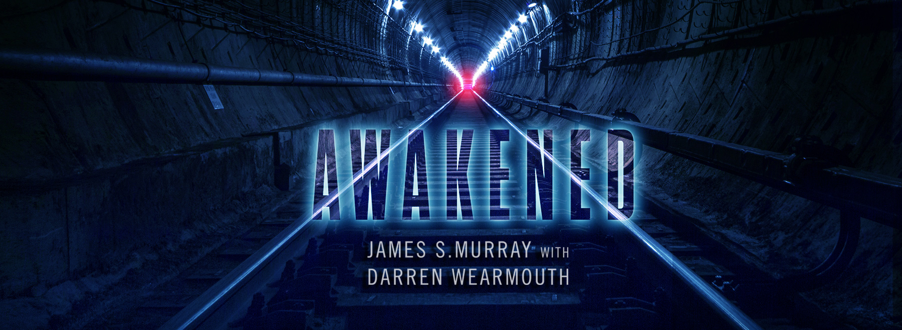 Awakened Novel logo