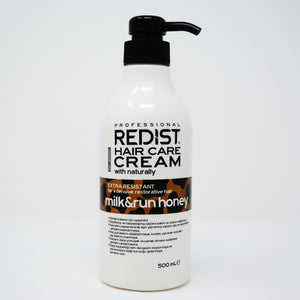 redist natural milk & run honey conditioner