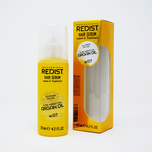 redist argan oil hair serum