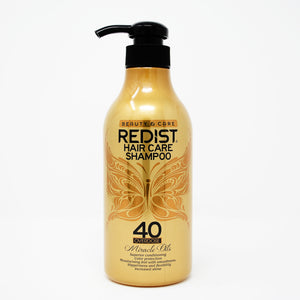 redist 40 overdose miracle oil shampoo