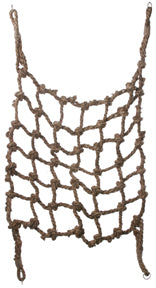 Cargo Climbing Net  4 x 4 - Large/Short - Toys for Tweets