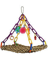 Flying Trapeze - Mini - Toys for Tweets