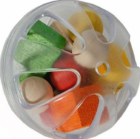 Refillable Buffet Ball - Toys for Tweets