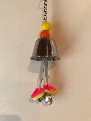 SS Spoon Bell
