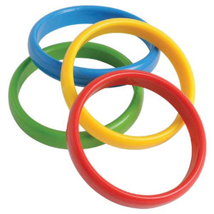 "Cane Rings - Thick 3"" - Set of 4 - Toys for Tweets"
