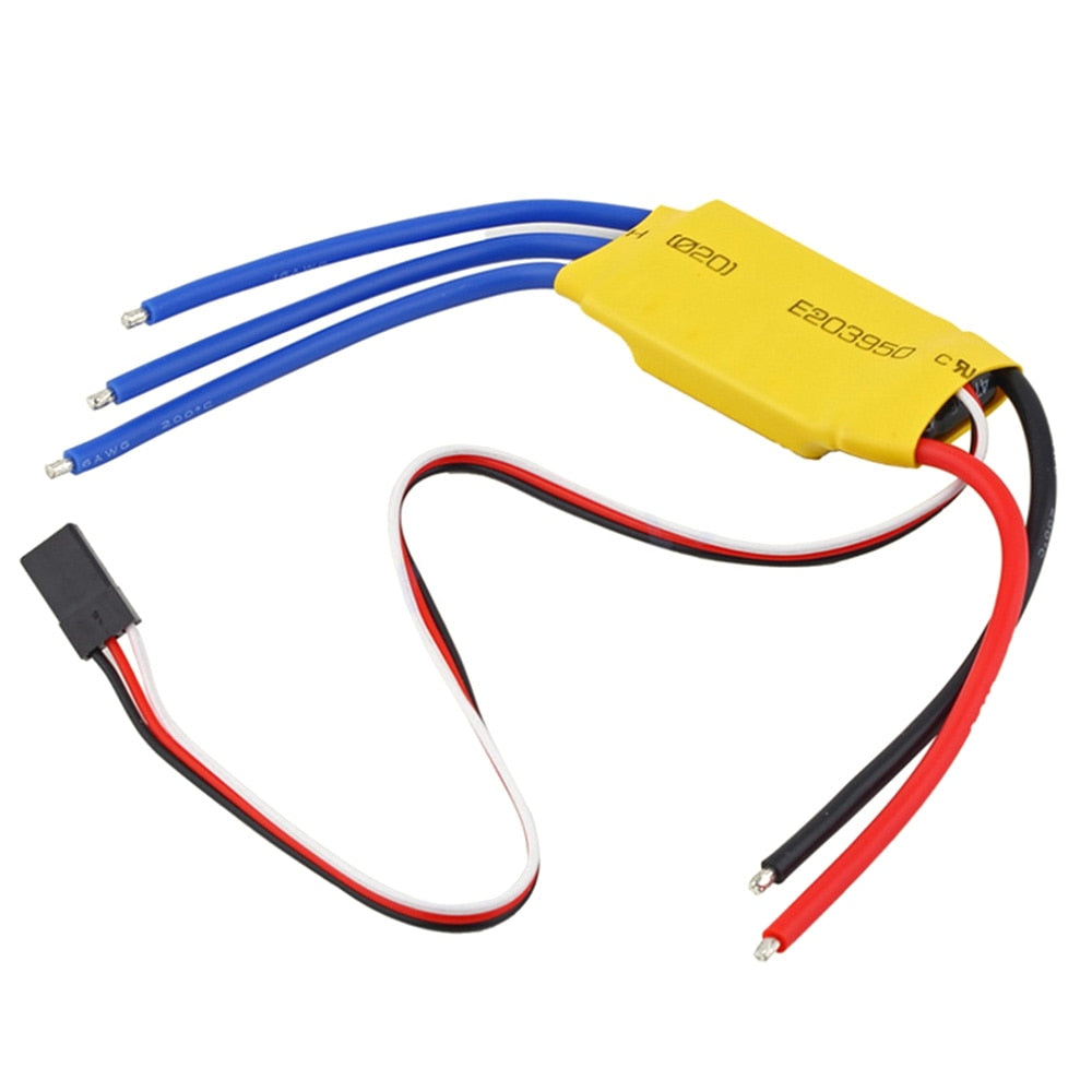Wholesale XXD HW30A 30A Brushless Motor ESC For Airplane Quadcopter Drone