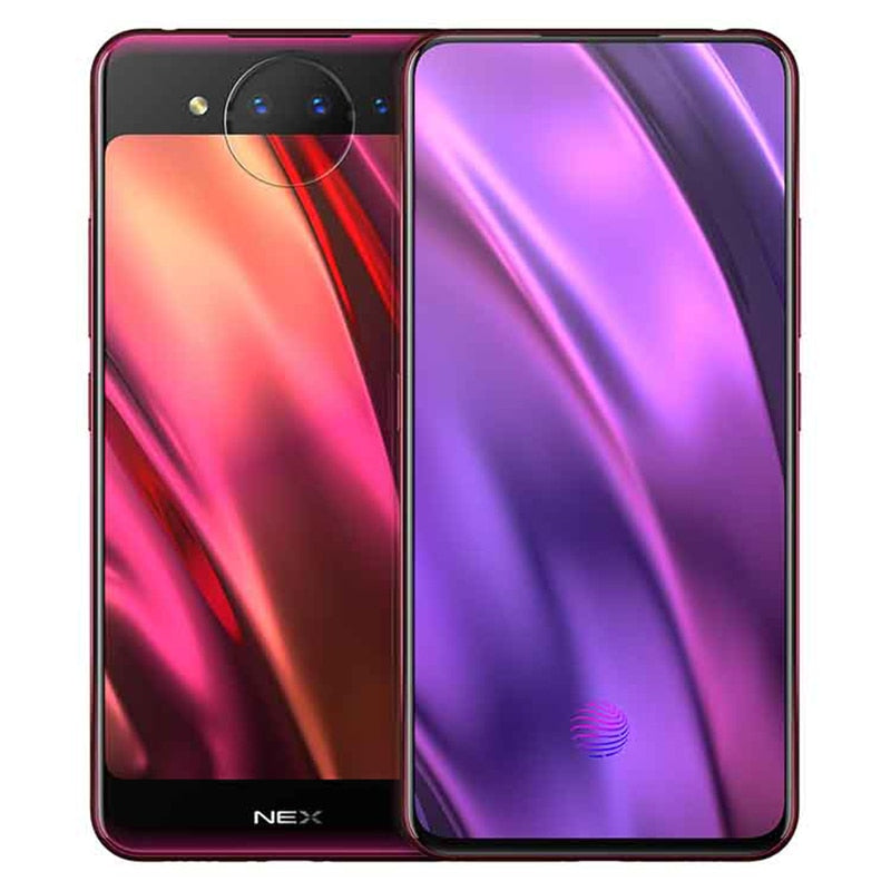 "vivo NEX Dual-Screen SnapDragon 845AIE 10GB 128GB 6.39"" 5.49"" for Two Screen  Triple Camera Octa Core Smart Cell Phone"