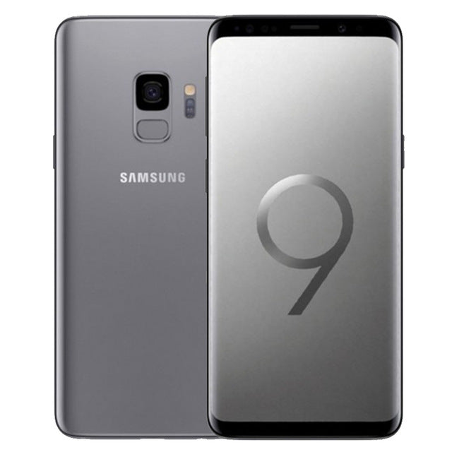 "Original Mobile Samsung Galaxy S9 G960F Unlocked LTE Android Cell Phone  5.8"" 12MP 4G RAM 64G ROM"
