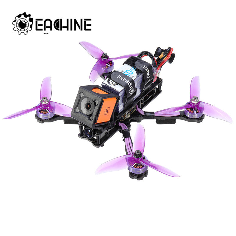 In Stock!Eachine Wizard X220HV 6S FPV Racing RC Drone PNP w/ F4 OSD 45A 40CH 600mW Foxeer Arrow Mini Pro Cam