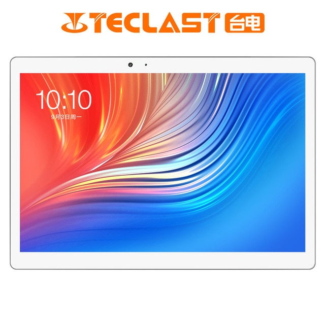 Teclast T20 Helio X27 Deca Core 4GB RAM 64G Dual 4G SIM Android 7.0 OS 10.1 Inch Tablet