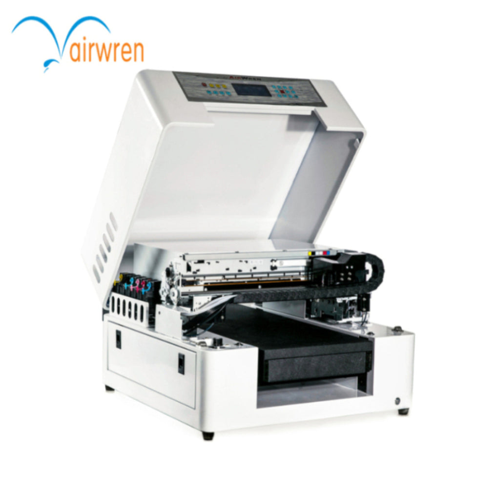 A3 UV mobile printer Cell Phone Case Printing Machine UV Flatbed Printer with CE