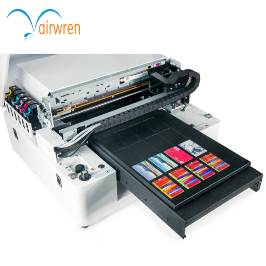 UV cell phone case printing machine with 3D effect
