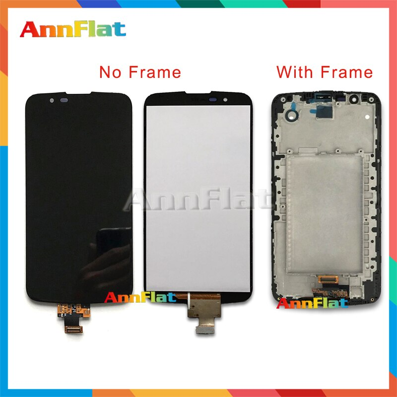 DHL 10pcs/lot High quality 5.3'' For LG K10 TV K10TV K430TV K410TV LCD Display Screen With Touch Screen Digitizer Assembly
