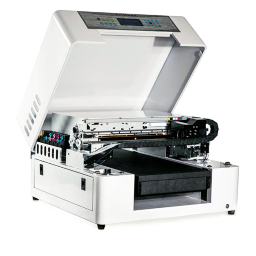multi purpose printer uv led flatbed printer cell phone case printing machine for sale