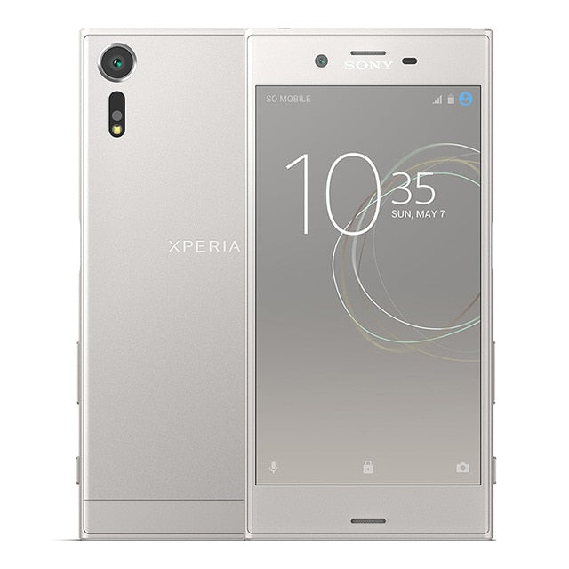 "Original Sony Xperia XZs G8232 4GB RAM 64GB ROM Mobile Phone 5.2"" 19MP Snapdragon 820 Dual SIM LTE Cell Phone 2900mAh Phone"