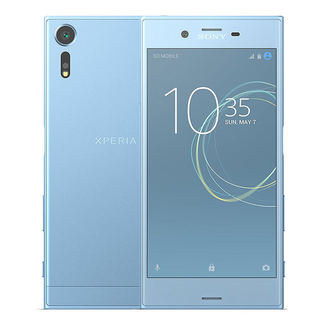 "Original Sony Xperia XZs G8232 Dual SIM 4GB RAM 64GB ROM 19MP Snapdragon 820 LTE 5.2"" Cell Phone 2900mAh Mobile Phone"