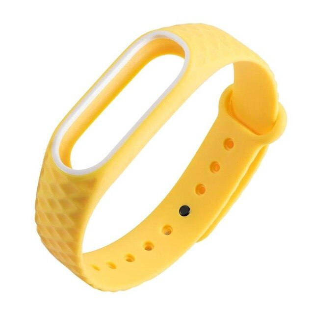 Silicone Bracelet Strap For Miband 2 Colorful Watch Strap Wristband Belt Replacement Smart Band Accessories For Xiaomi Mi Band 2
