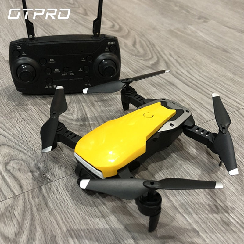OTPRO x41 WiFi FPV Foldable Drone 2MP HD Camera With 15mins Flight Time RC Quadcopter RTF rc drones vs JD-20S JD20S