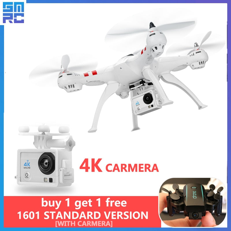 SMRC X16 profissional Quadrocopter Gps Drones with Camera HD 4K  RC Plane Quadcopter race helicopter follow me x PRO  Dron MI