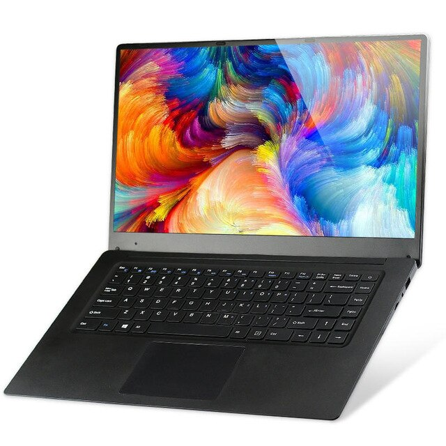 ZEUSLAP 15.6inch 6GB RAM 64GB SSD 1920X1080 FHD IPS Screen Apollo Lake Quad Core Windows 10 Ultrabook Laptop Notebook