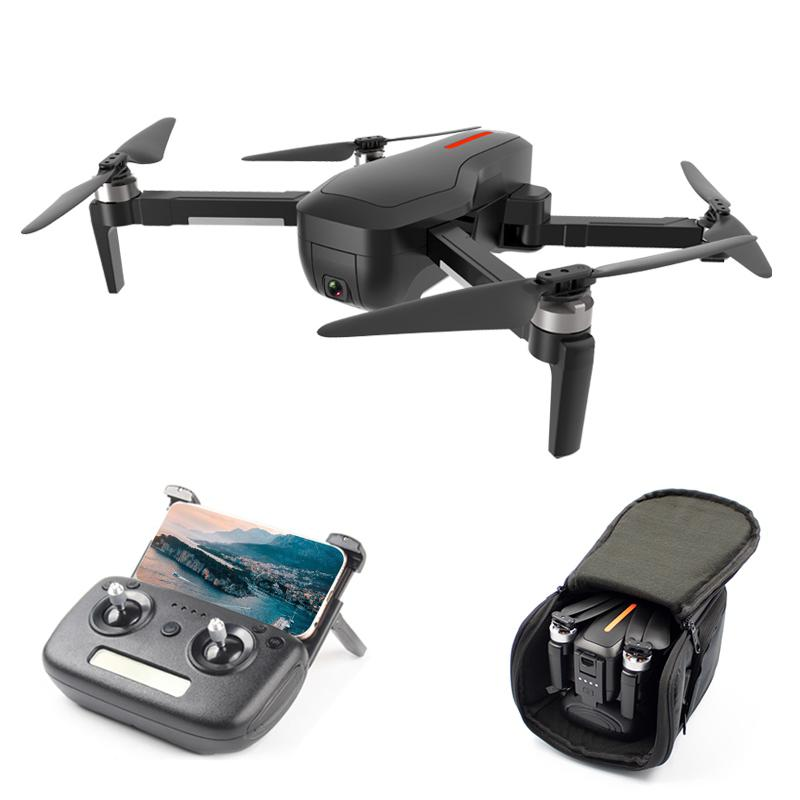 X193 GPS 5G WIFI FPV With 4K Ultra Clear Camera Brushless Selfie Foldable RC Drone Quadcopter RTF VS ZLRC Beast SG906 CSJ-X7