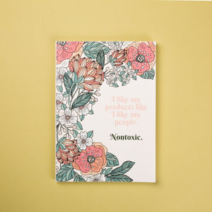 Handmade Paper Notebook