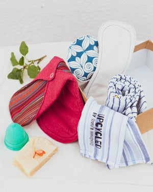 Zero - Waste Menstrual Kit