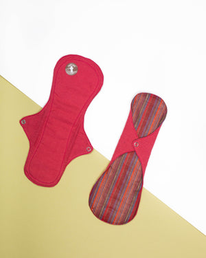 Reusable Organic Night Pads