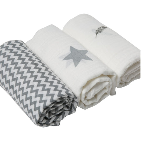 Muslin swaddles for infants - Onezea