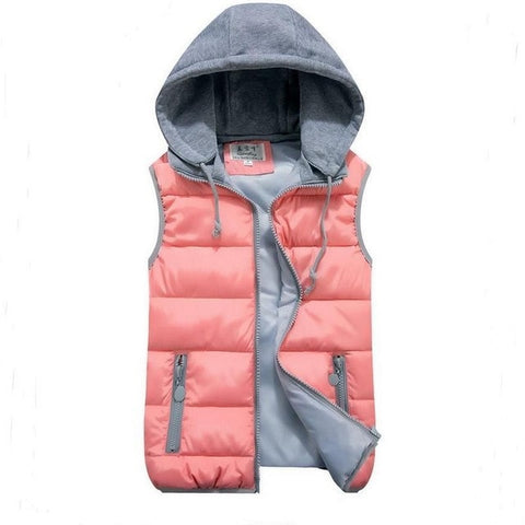 Sleeveless , Ultralight , Winter jackets for women - Onezea