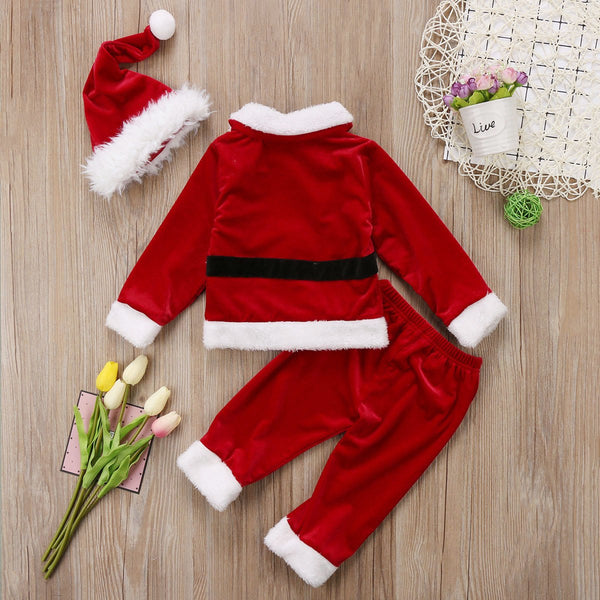 Xmas Outfit for baby boys - Onezea