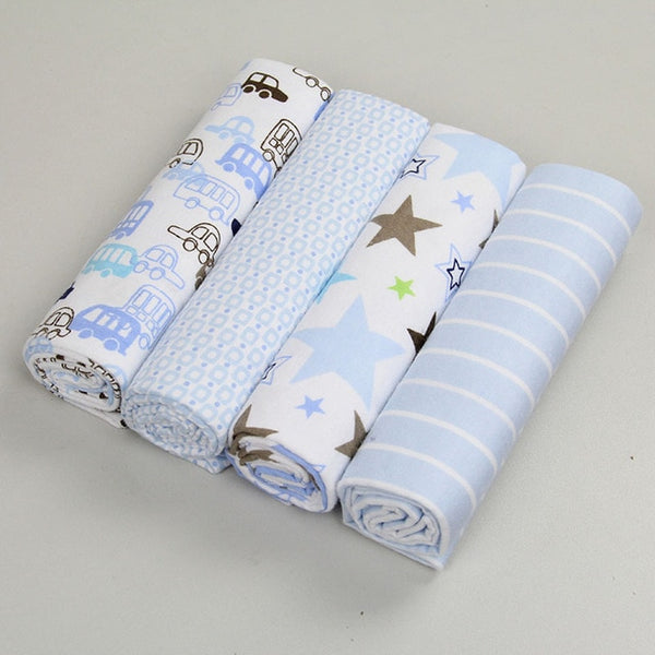 Baby swaddles for newborns, super soft , lightweight flannel - Onezea