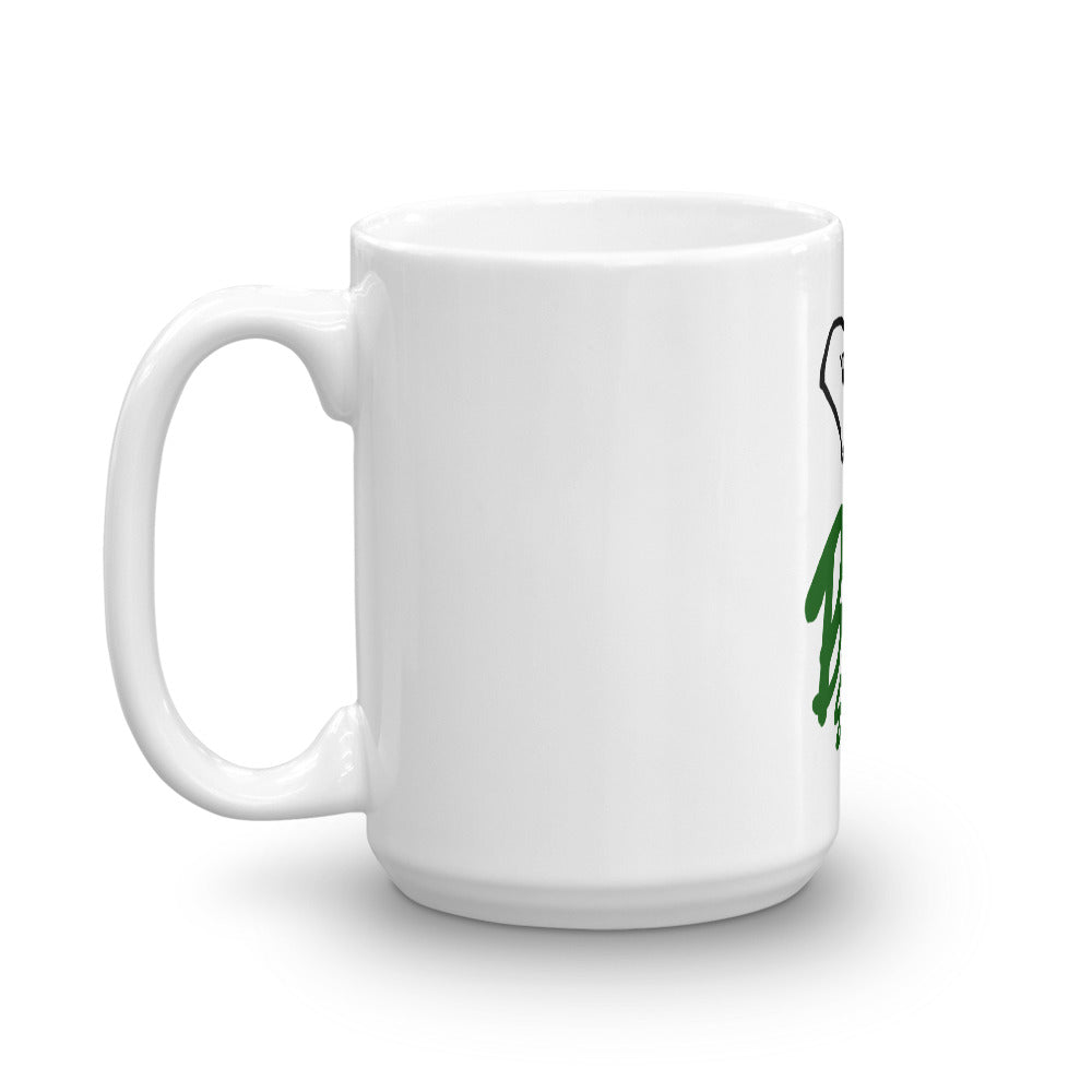 "Blunt Tips ""Original"" Mug (Microwave/Dishwasher Safe)"