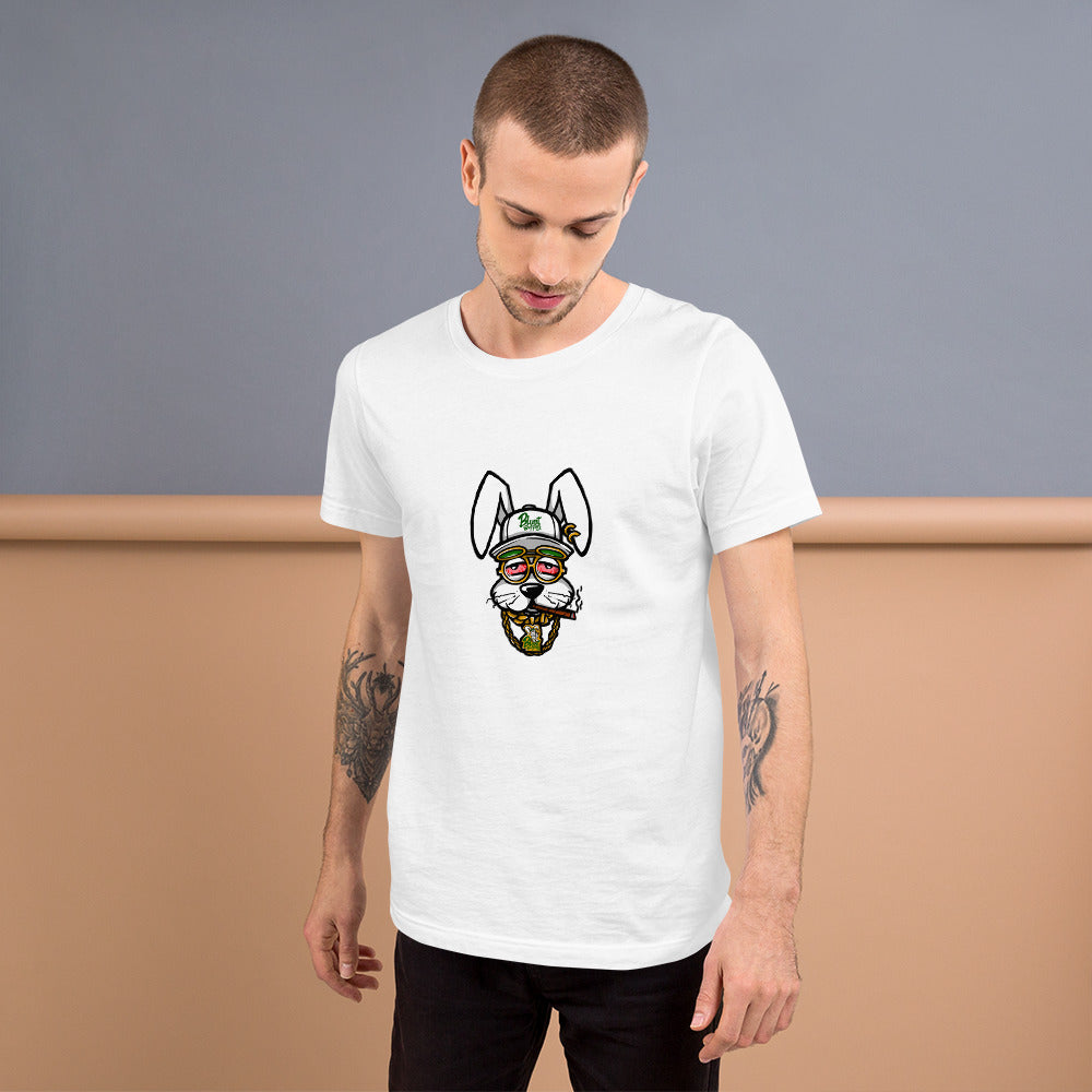 Blunt Supplies Mascot Cotton T-Shirt