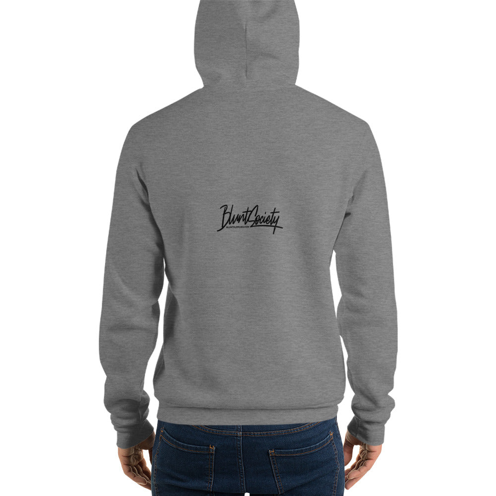 Blunt Society Casual Pullover Lightweight Hoodie