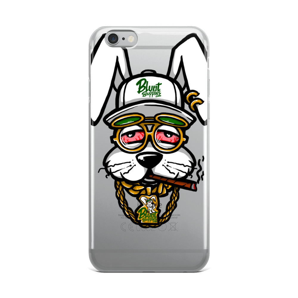 Blunt Supplies Mascot Protective iPhone Case