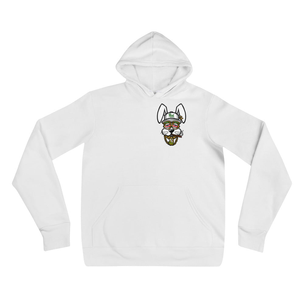 Blunt Supplies Mascot Hoodie with stash pockets