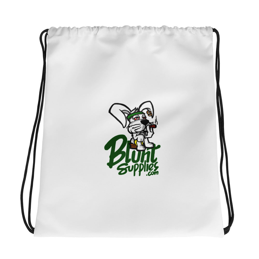 Blunt Supplies Original Mascot Drawstring Bag