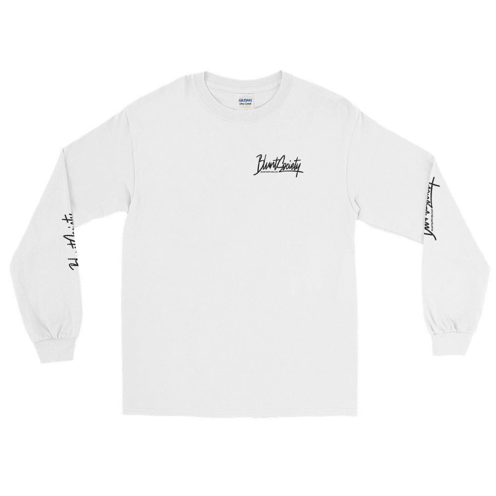 Blunt Society Collection Long Sleeve T-Shirt