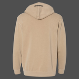 A Fine Mess Pullover Hoodie - Sand