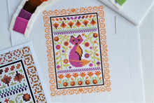 Load image into Gallery viewer, PDF Pattern for Autumn Mini Sampler