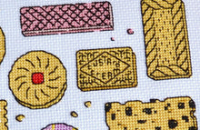 Load image into Gallery viewer, PDF Pattern for Biscuits Sampler